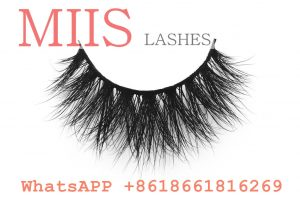 siberian mink fur strip lashes