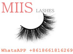 customized 3d eyelashes factory