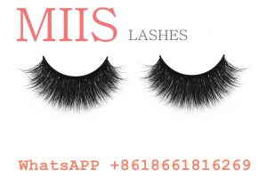 china handmade mink fur lashes