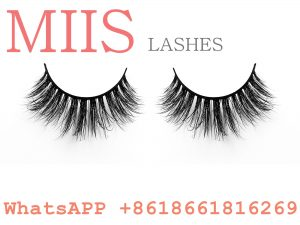 luxury private label silk eyelash
